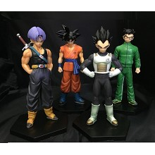 Dragon Ball anime figures set(4pcs a set)