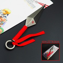 Naruto cos weapon key chain 220MM