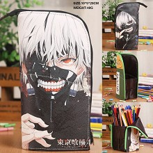 Tokyo ghoul anime pen bag container