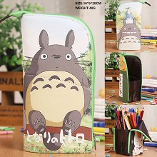 TOTORO anime pen bag container