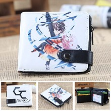 Guilty Crown anime wallet
