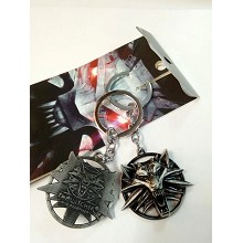 The Witcher key chain