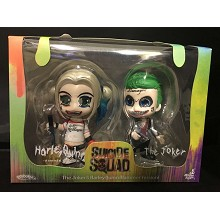 Suicide Squad Joker figures set