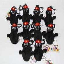 4inches BARBAPAPA plush dolls set(10pcs a set)