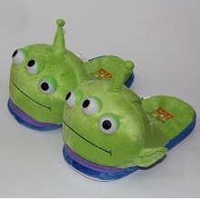 Monsters University anime plush slippers shoes a p...