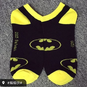 Batman cotton socks a pair