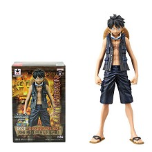 One Piece GOLD Luffy anime figure