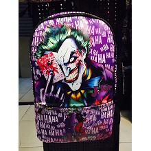 Batman Joker backpack bag