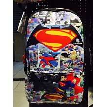 Batman VS Superman backpack bag