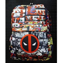 Deadpool backpack bag