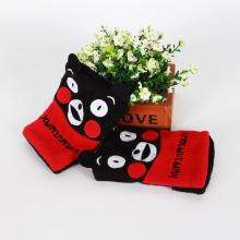 Kumamon anime plush gloves a pair