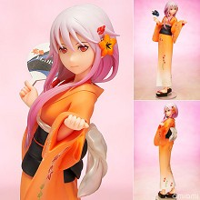 Guilty Crown Yuzuriha Inori anime figure