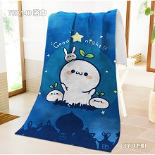 The anime bath towel(700X1400mm)