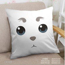 Gintama anime two-sided pillow