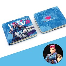 Overwatch ZARYA wallet