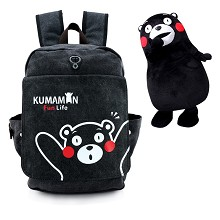 Kumamon backpack bag