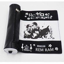 Re:Life in a different world from zero Rem pen bag