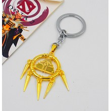 Duel Monsters key chain