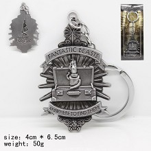Fantastic Beasts and Where to Find Them key chain