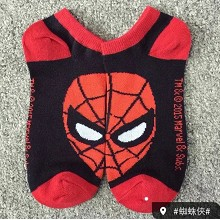 Spider man cotton socks a pair