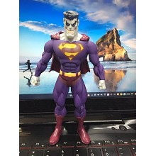 7inches Super Man figure(no box)