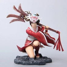 League of Legends Akali figure