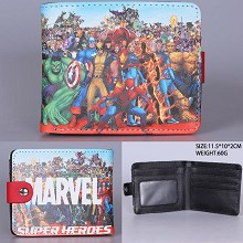 Marvel The Avengers wallet
