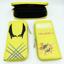 Wolverine long wallet