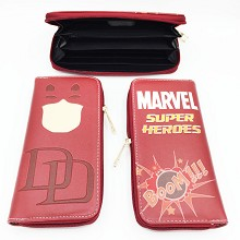Marvel The Avengers Daredevil long wallet