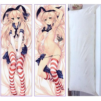 Collection anime two-sided pillow
