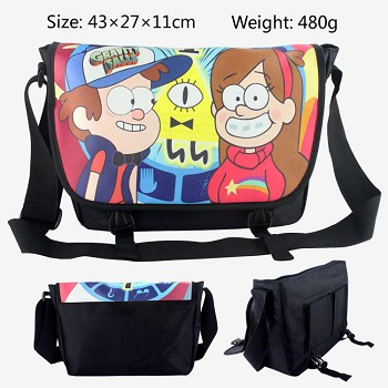 Gravity Falls satchel shoulder bag