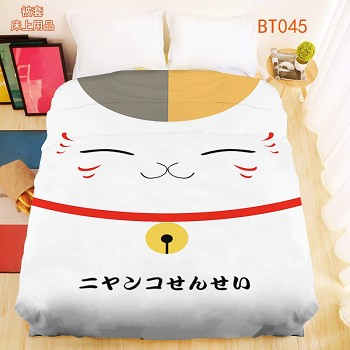 Natsume Yuujinchou anime quilt cover