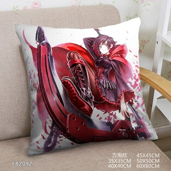 RWBY anime two-sided pillow