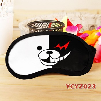 Dangan Ronpa anime eye patch