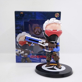 Overwatch Soldier 76 figure