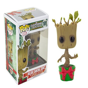 Guardians of the Galaxy Groot figure POP 101