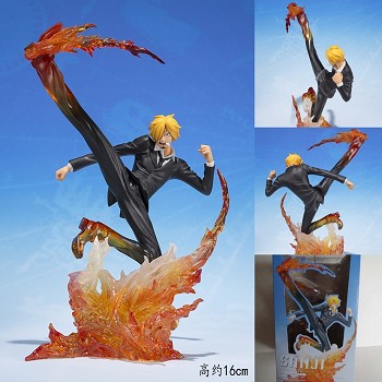 One Piece Sanji anime figure