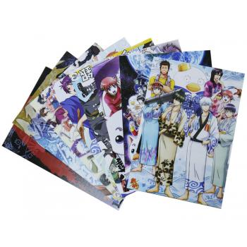 Gintama posters(8pcs a set)