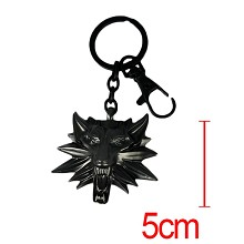 The Witcher 3 key chain