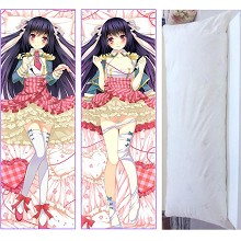 Nourin anime two-sided pillow