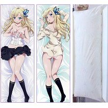 boku wa tomodachi ga sukunai anime two-sided pillow