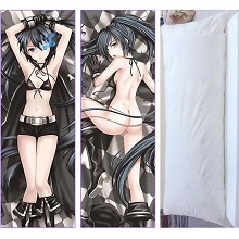 Black rock shooter anime two-sided pillow
