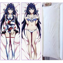 Infinite Stratos anime two-sided pillow