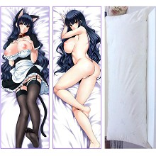 Papa no Iukoto wo Kikinasai anime two-sided pillow