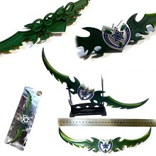 Warcraft cos mini weapon 300MM