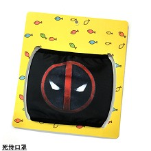 Deadpool anime mask