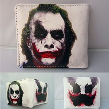 Batman joker wallet