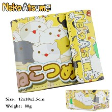 Neko Atsume anime wallet