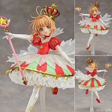 Card Captor Sakura 15th anime figure