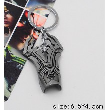 Justice League key chain